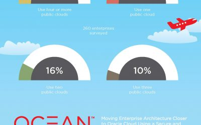 Cloud Adjacent Architecture accelerates Oracle performance by 27x [infographic]