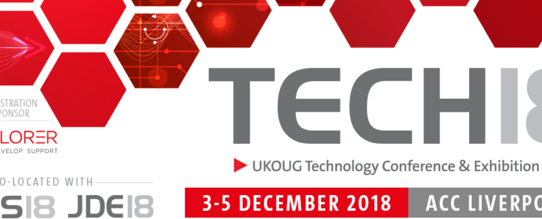 UK OUG Tech18 APEX State Of The Union