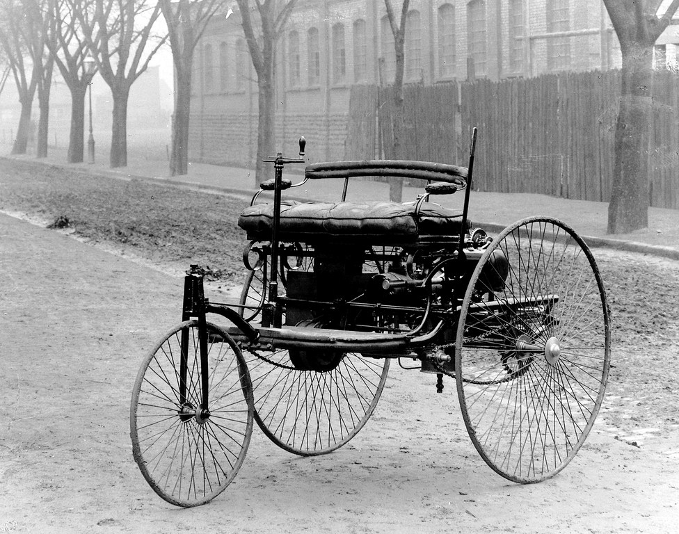 Image result for first ever mercedes car