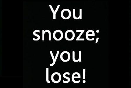 snoozelose